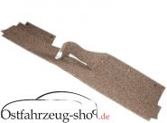Armaturenbrettablage braun für Trabant 601
