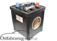 Batterie 6V 56Ah für Trabant 500,600,601