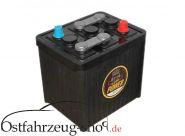 Batterie 6V 84Ah für Trabant 500,600,601