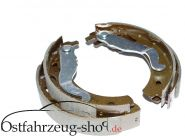 Bremsbacken-Satz hinten recht + links für Trabant 601, 1.1
