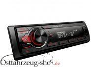 Autoradio mit DAB/DAB+ USB; kompatibel mit Android-Smartphones. Mit Bluetooth für Trabant 601, 1.1