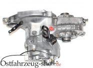 Getriebe regeneriert mit Freilauf im 3.und 4. Gang für Tripodenantrieb Trabant 601