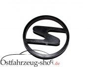 Schriftzug /Emblem für Motorhaube Trabant 601