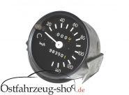 Tacho mit Tageskilometeranzeige für Trabant 1.1 Ausbauteil