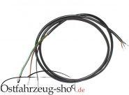Ersatz / Reparaturkabel Zündsteuerkabel  3polig für 12V Zündanlage ESE-2H  Trabant 601