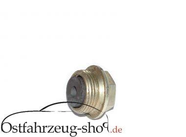 Ölablaßschraube mit Magnet für Getriebe Trabant 601