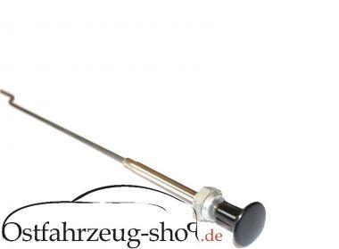 Betätigungsstange für Lüftung / Heizung  Trabant 601