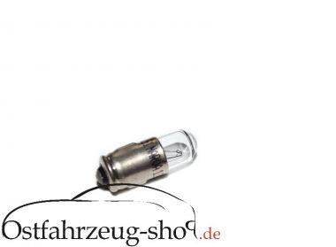 Glühbirne 12V / 2 Watt für Tachobeleuchtung Trabant 601