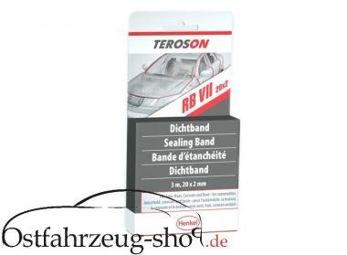 Karosserie-Abdichtband für Trabant 500, 600, 601, 1.1