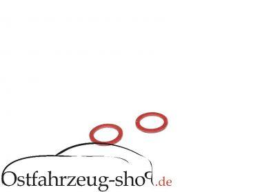 Set Dichtung für Benzinleitung am Benzinhahn Trabant 601