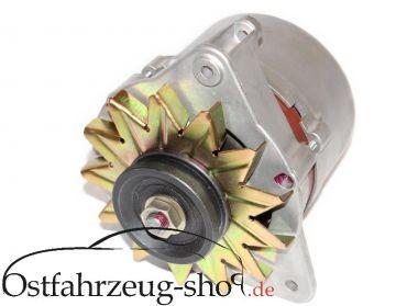 12V Lichtmaschine Drehstrom regeneriert für Wartburg 353