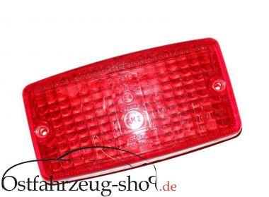 Lichtscheibe für Nebelschlussleuchte Trabant 601