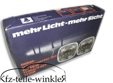 12V Nebelscheinwerfer - Satz f. Trabant 601 NEU / OVP