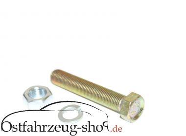 ESKA - Befestigungsschraube für Blattfeder an Federgabel links / rechts Trabant 500,601