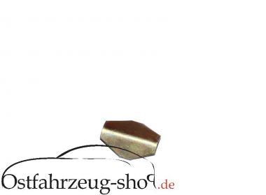 Halteblech für Kunststoffstoßecke Trabant 601 1.1