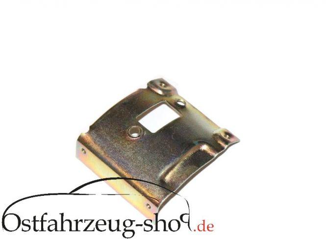 Befestigungsblech für Blinkerschalter Trabant 601