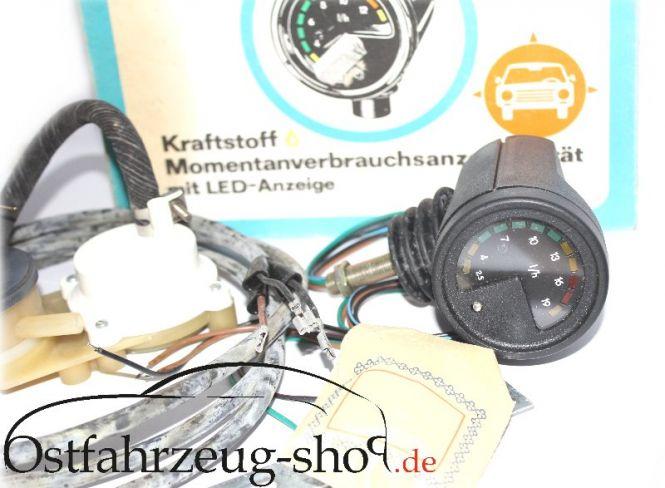 komplett-Set KMVA Mäusekino, mit OVP Momentanverbrauchsanzeige für Wartburg , Barkas