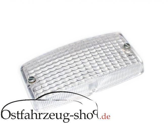 Lichtscheibe für Rückfahrscheinwerfer Trabant 601