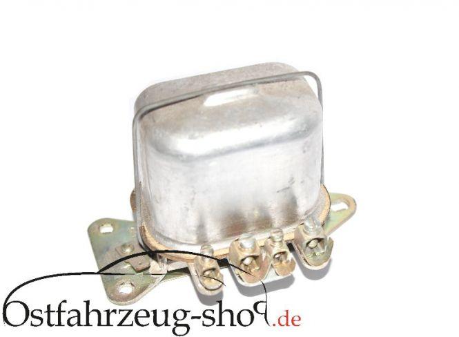 Regler 6 Volt 220 Watt für Trabant 500,600,601 , Wartburg, Barkas