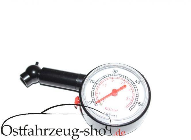 Reifendruck-Prüfer Analog für Trabant