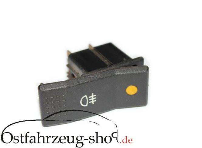 Schalter Nebelschlußleuchte für Wartburg 1.3 Ausbauteil