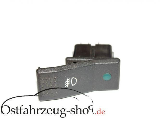 Schalter für Nebelscheinwerfer Wartburg 1.3 Ausbauteil