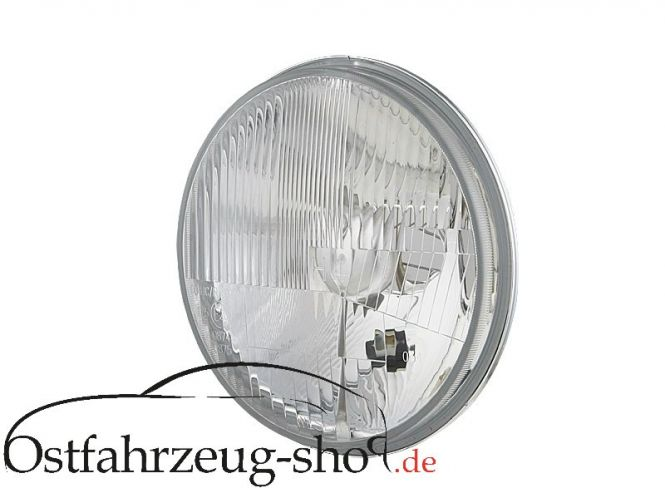 Scheinwerfereinsatz H4 für Barkas ,Trabant 601, 1.1