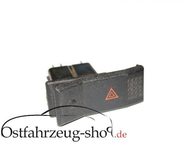 Schalter für Warnblinkanlage Wartburg 1.3 Ausbauteil
