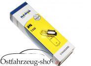 Glühbirne 12V 4Watt für Standlicht- Hauptscheinwerfer Trabant 601, 1.1