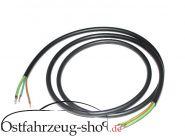 Kabelbaum / Leitung von Regler zu Gleichstrom-Lichtmaschine, Trabant 601/P50/P60