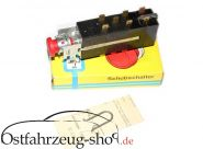 Warnblinkschalter 13 polig 8600.31/4 12V für Barkas B1000, IFA W50 / S4000 / Multicar M25
