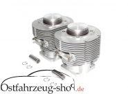 regenerierte Zylindergarnitur mit Zylinderköpfe für Trabant 601 26 PS