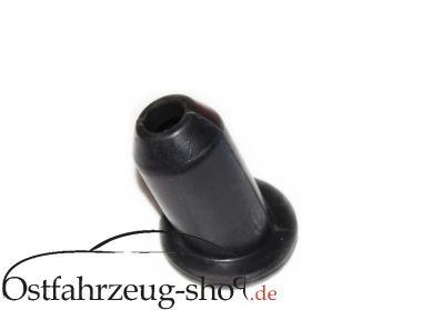 Gummidurchführung für Schaltstock Trabant 601