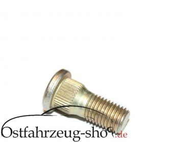 Original Radbolzen für Trabant 601, 1.1