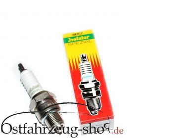 Zündkerze Beru Isolator M 14/225 für Trabant 601
