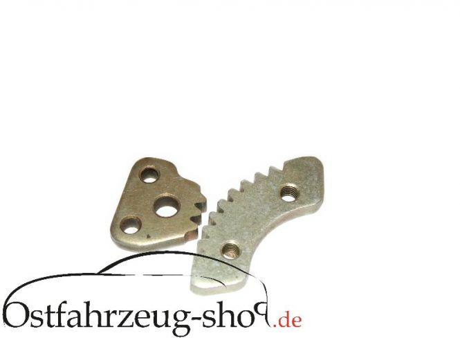 Sitz-Verzahnung für Fahrer und Beifahrersitz Trabant 601, 1.1